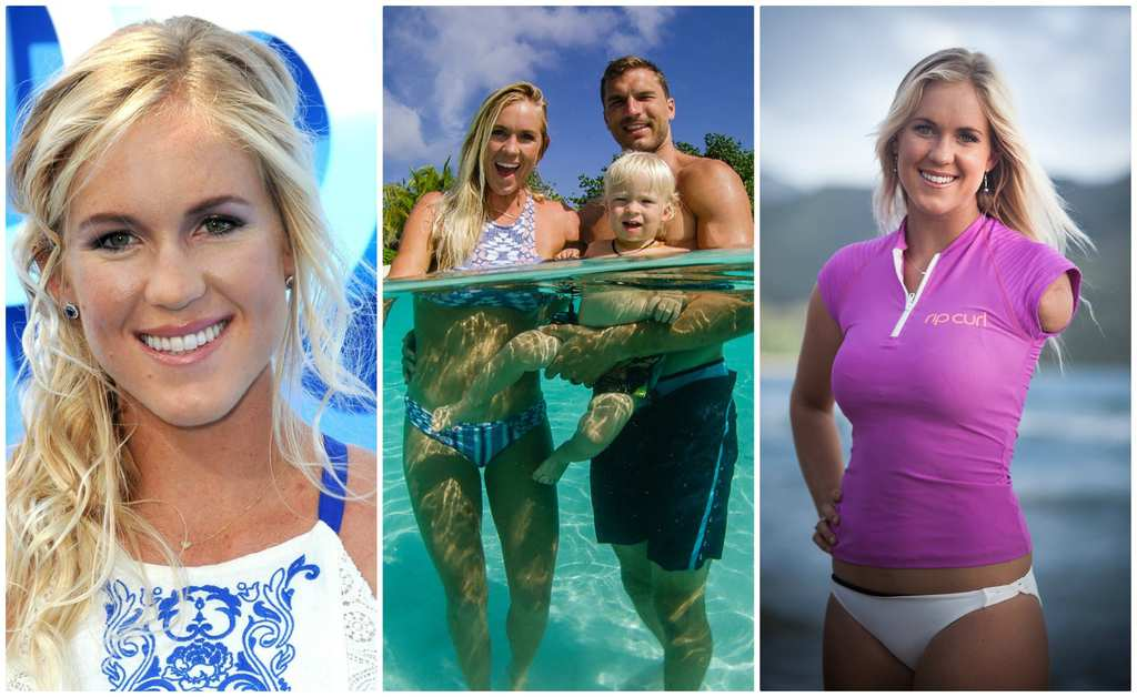 The Remarkable Story Of Bethany Hamilton After Her Shark Attack