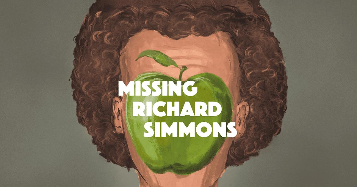 richard simmons missing