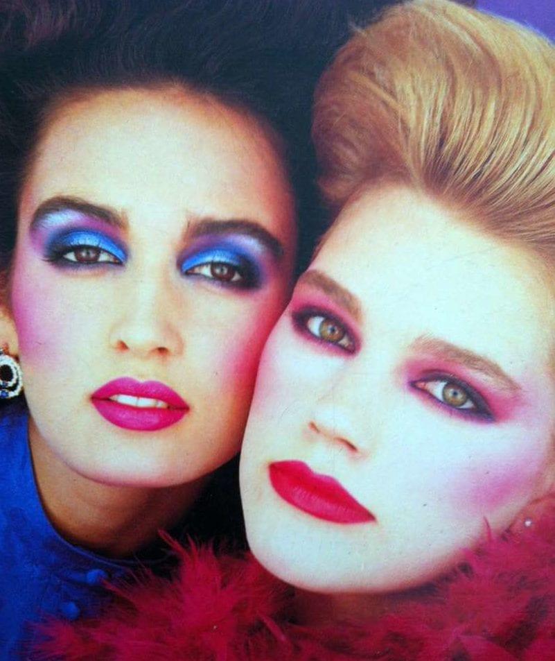 80s-makeup