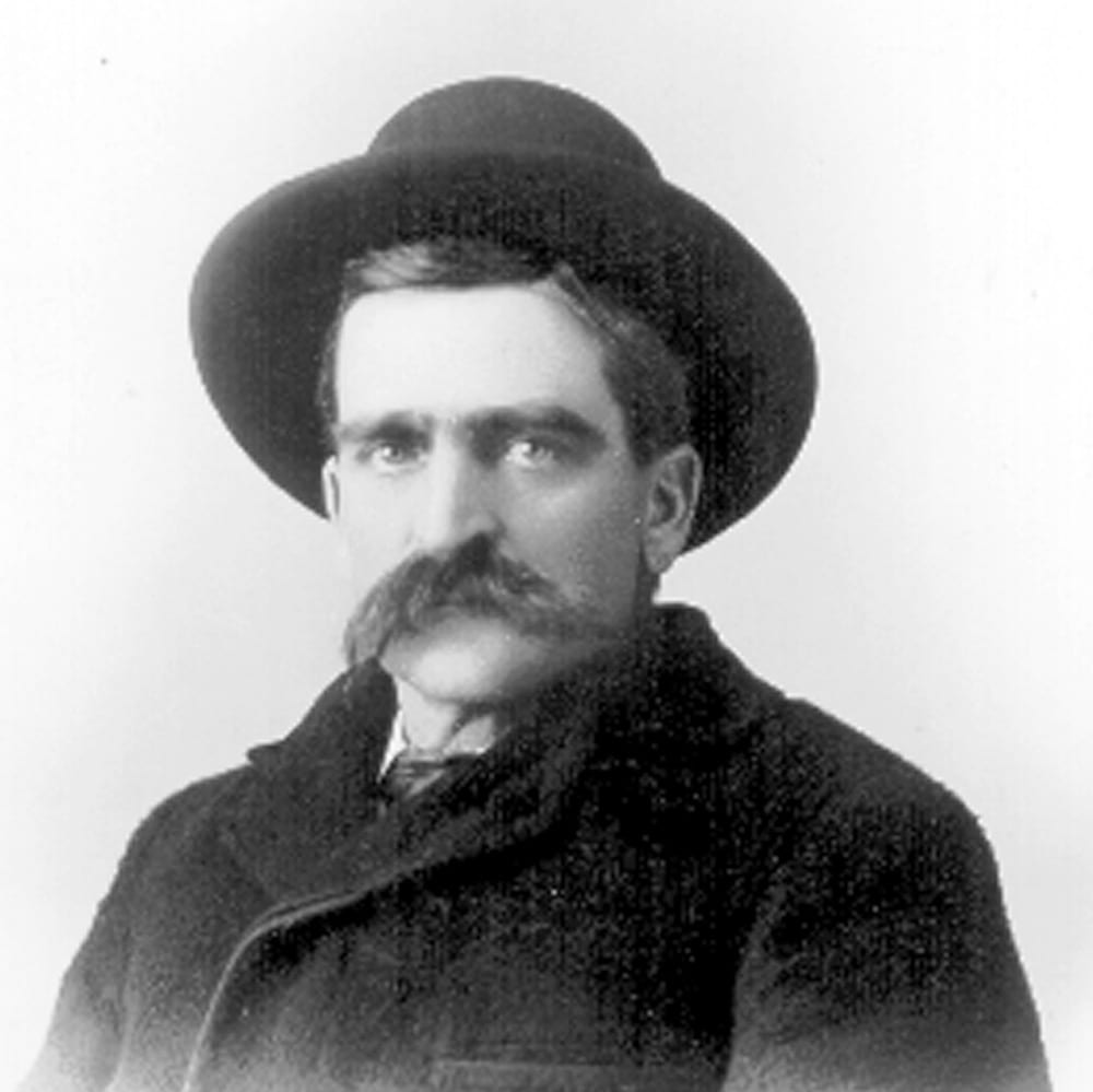 Old West- Seth Bullock