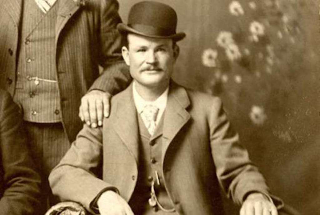 old west butch cassidy