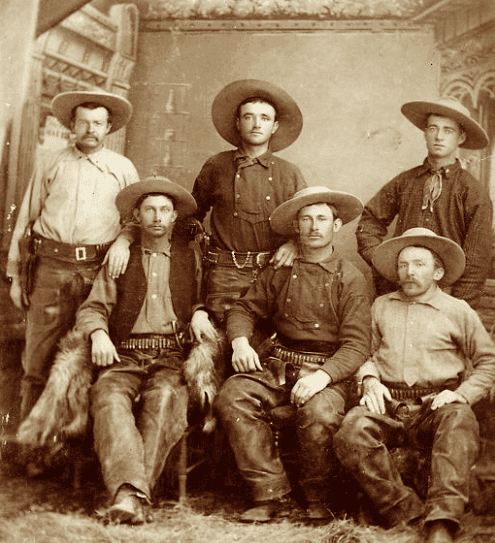 old west slaughters cowboys