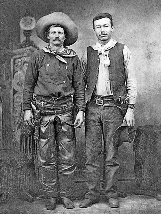 old west charley nebo