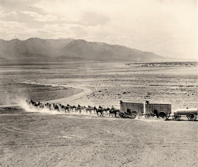 old west death valley 49ers