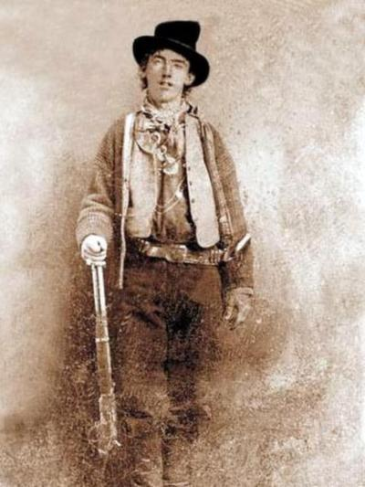 old west billy the kid