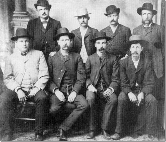 old west dodge city peace commission
