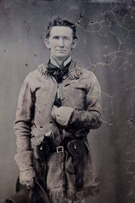 old west john salmon ford