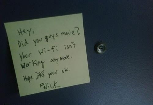These Angry People Left Some Hilarious Notes For Their Neighbors