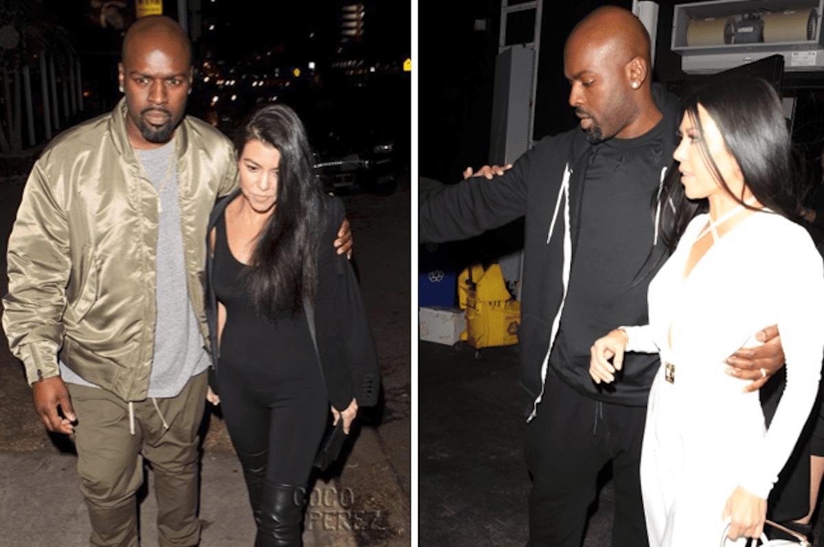 Kris Jenner en Corey dating Lauren en Dominic sytycd dating