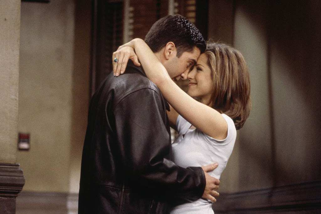 Monica Chandler dating