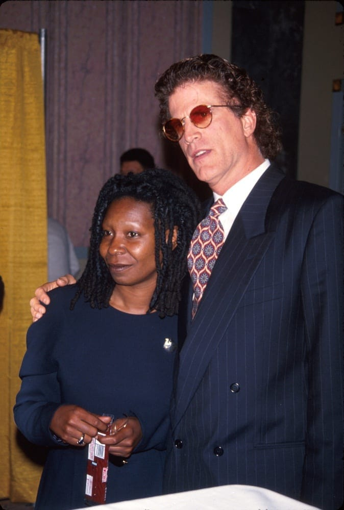 Whoopi goldberg dating ted danson csi