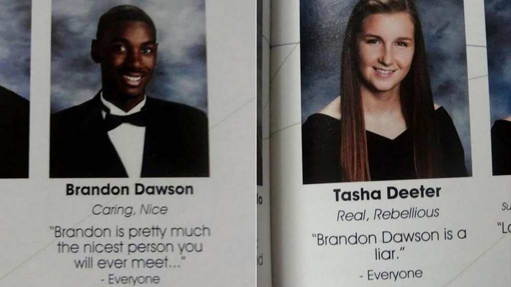 Hilarious Yearbook Entries That Will Make You Cry With Laughter