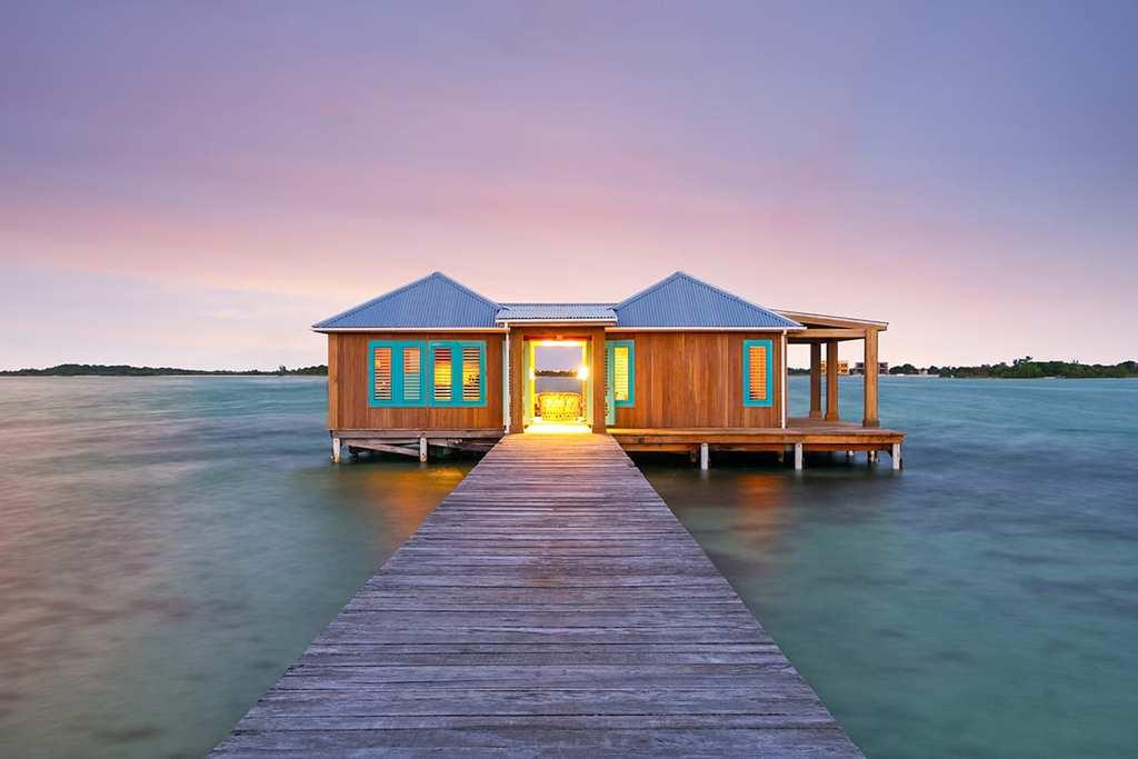 Luxury Cayo Espanto Belize