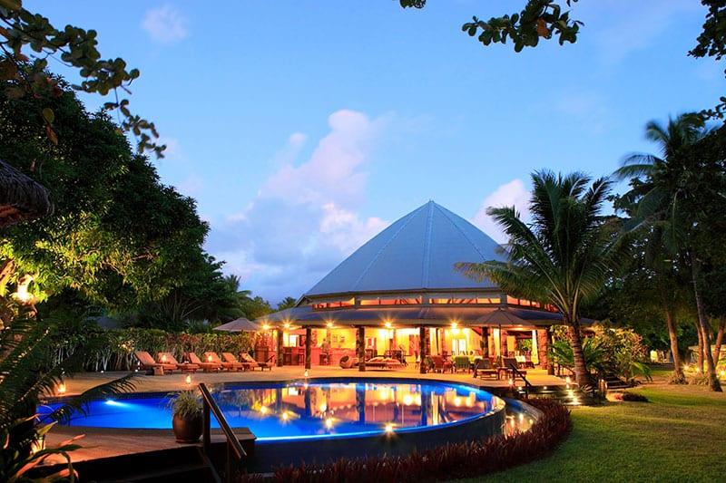 Matangi Fiji Private Island Resort