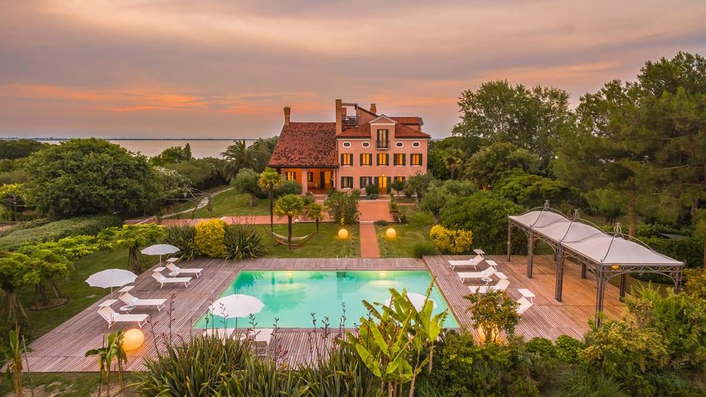 Isola Santa Cristina Venice Resort