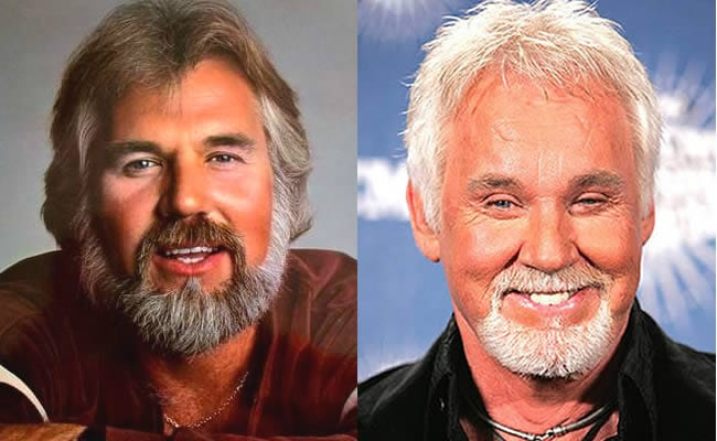 Kenny Rogers On Dolly Parton His Estranged Father And Three Failed Marriages