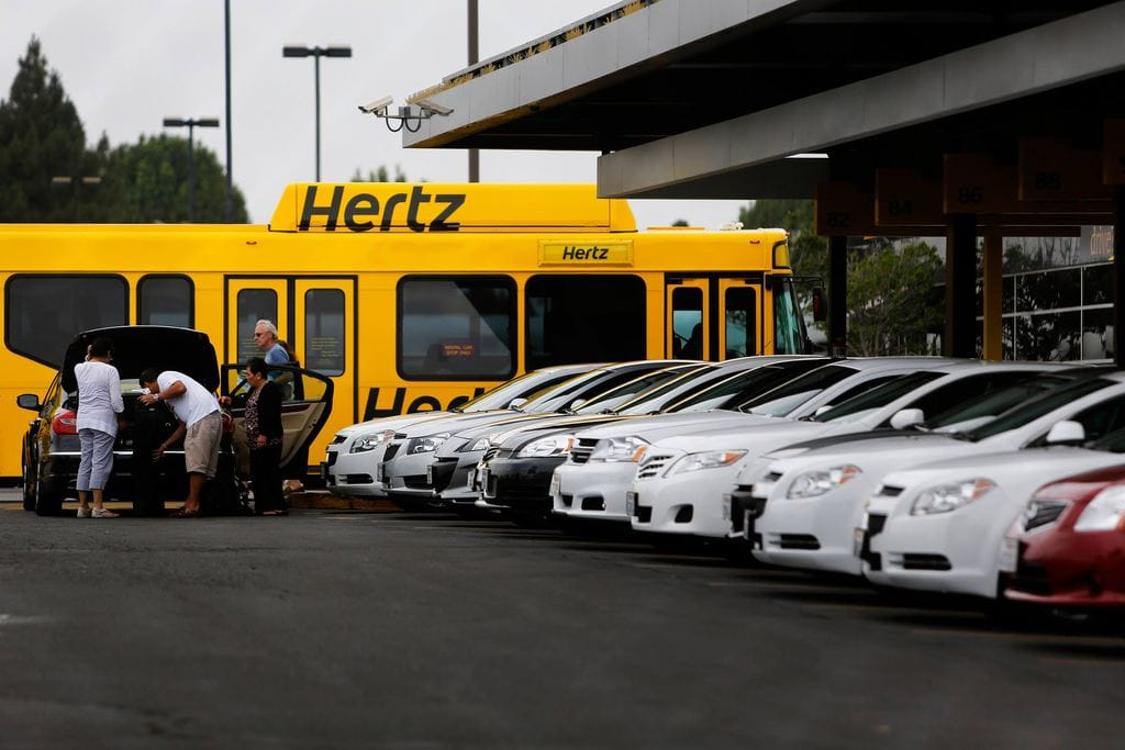 Hertz - Car Rental