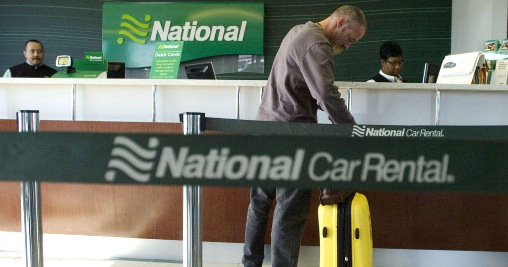 National Car Rental Takes