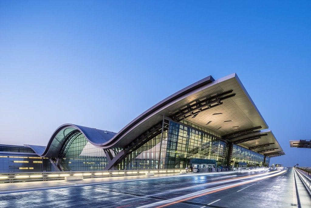 The Most Luxurious of Airports - Doha Hamad