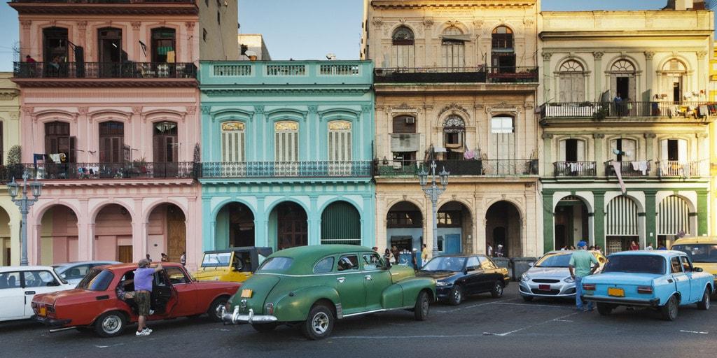 Cuba, Havana, Havana Vieja