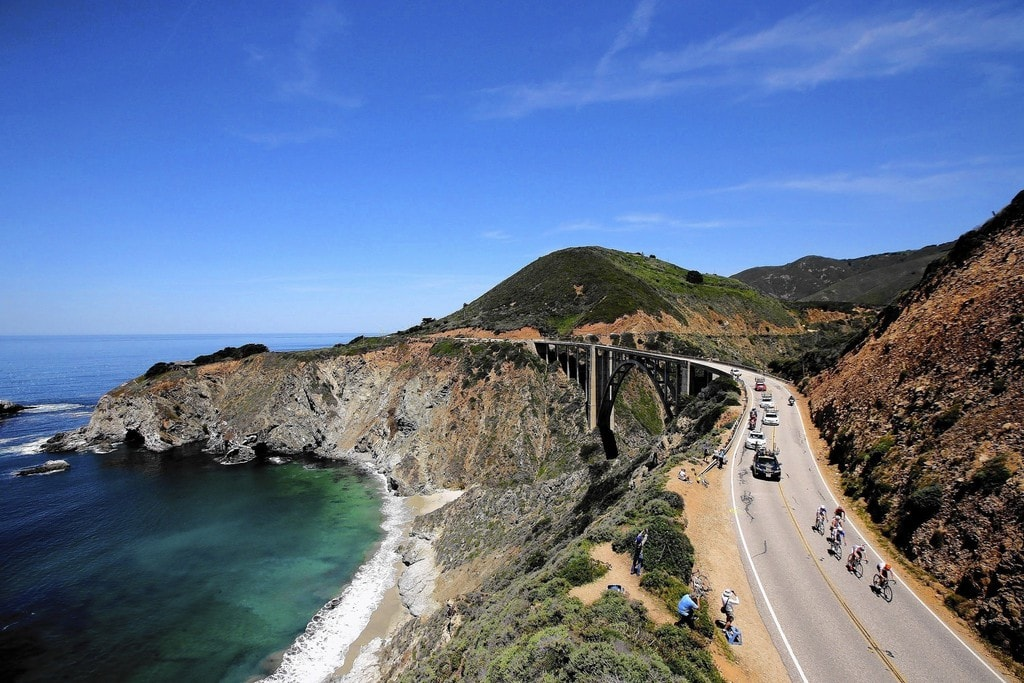 Big Sur - Pacific Ocean Highway