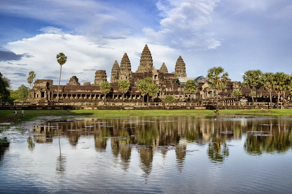 Angkor Wat, a UNESCO World Heritage Site