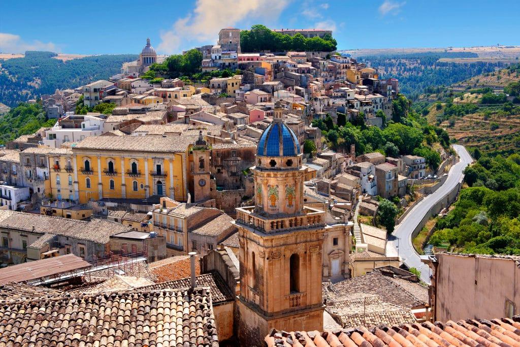 Ragusa and Cefalù, Sicily