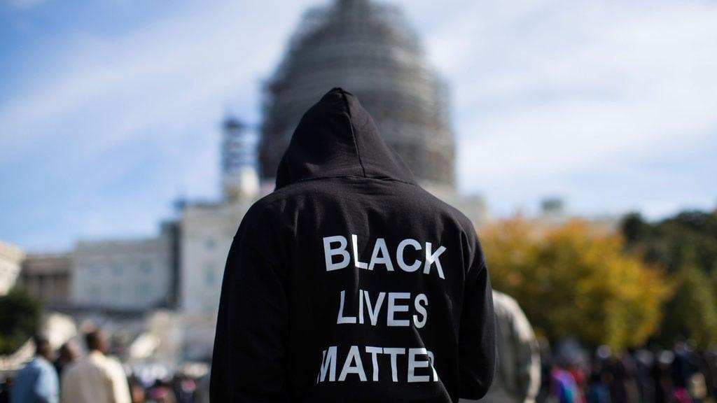 Black Lives Matter Sweatshirt by Phenomenal Women