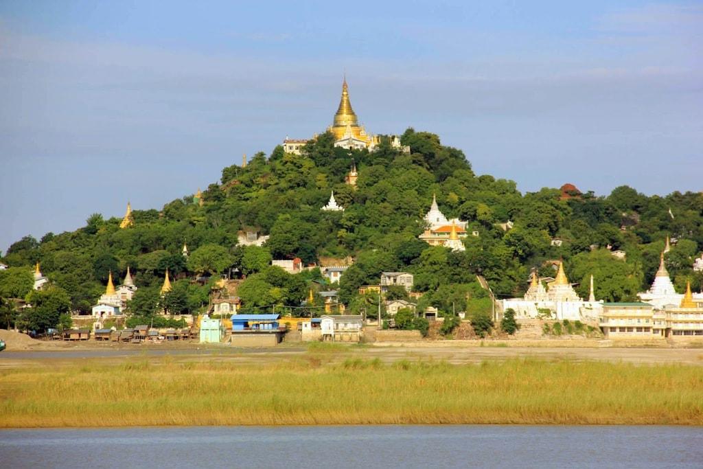 Myanmar, Sagaing