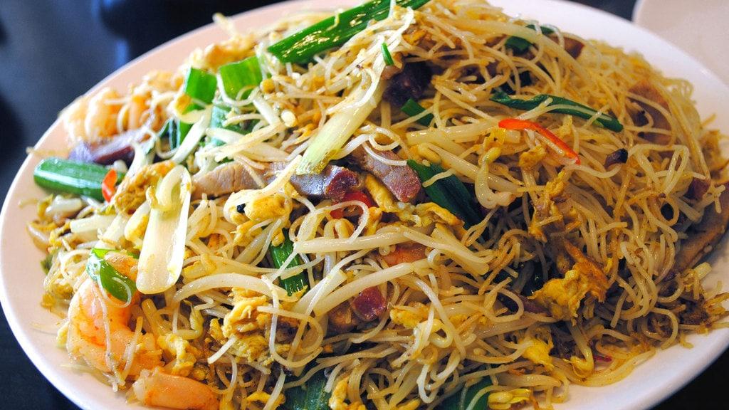 Mont Di - Rice Noodle Dish