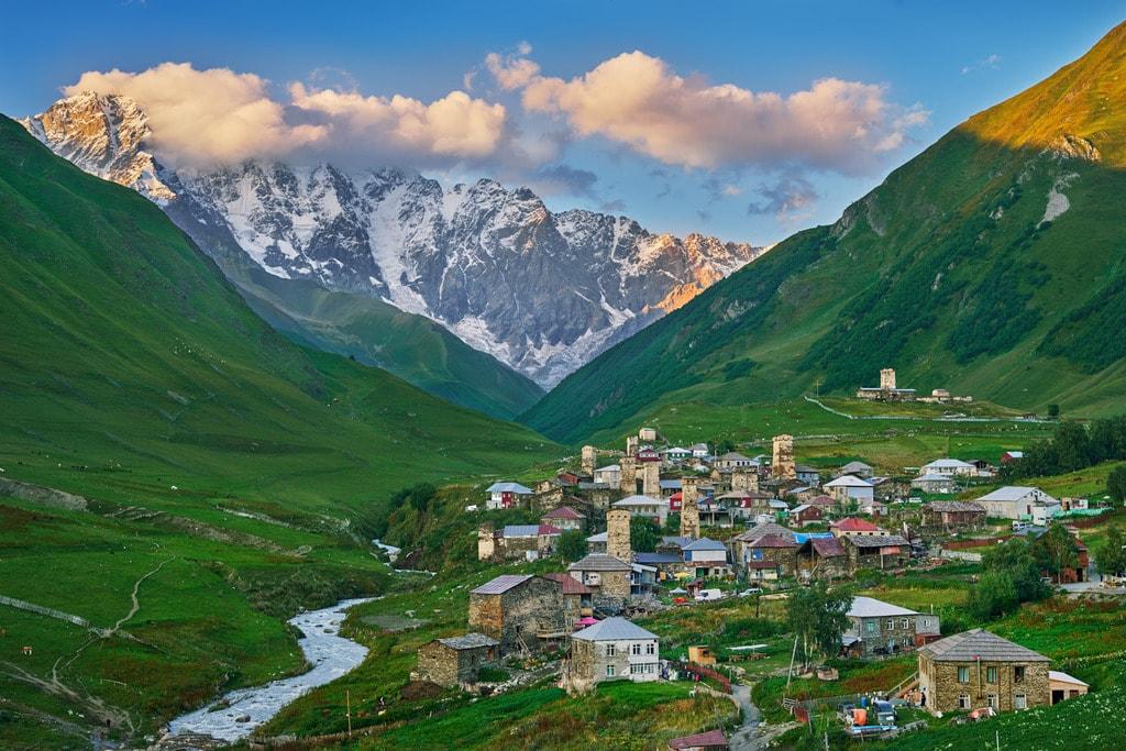 Svaneti Region, Georgia