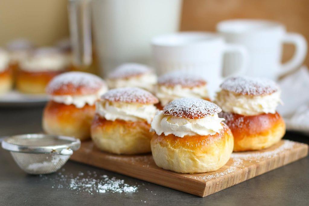 Whipped Cream Buns