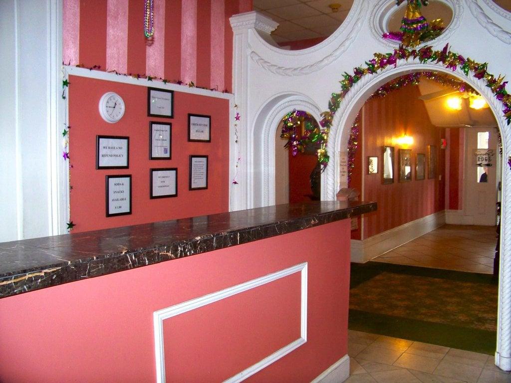 Hotel Saint Vincent's Interior
