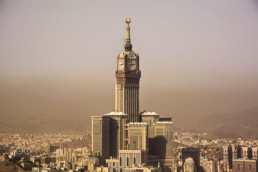 Abraj Al Bait - 1,972 ft.